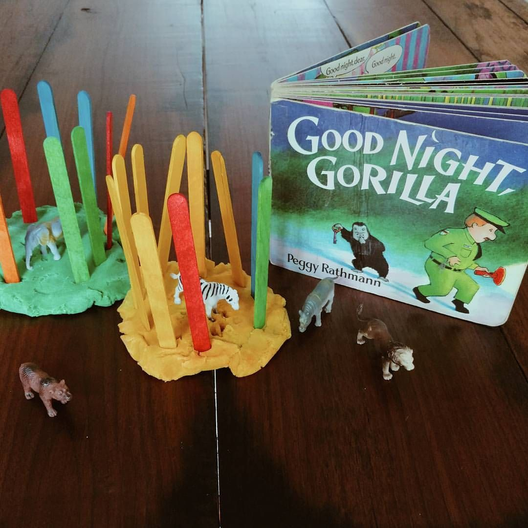 Invitation To Create Amp Play After Reading Goodnight