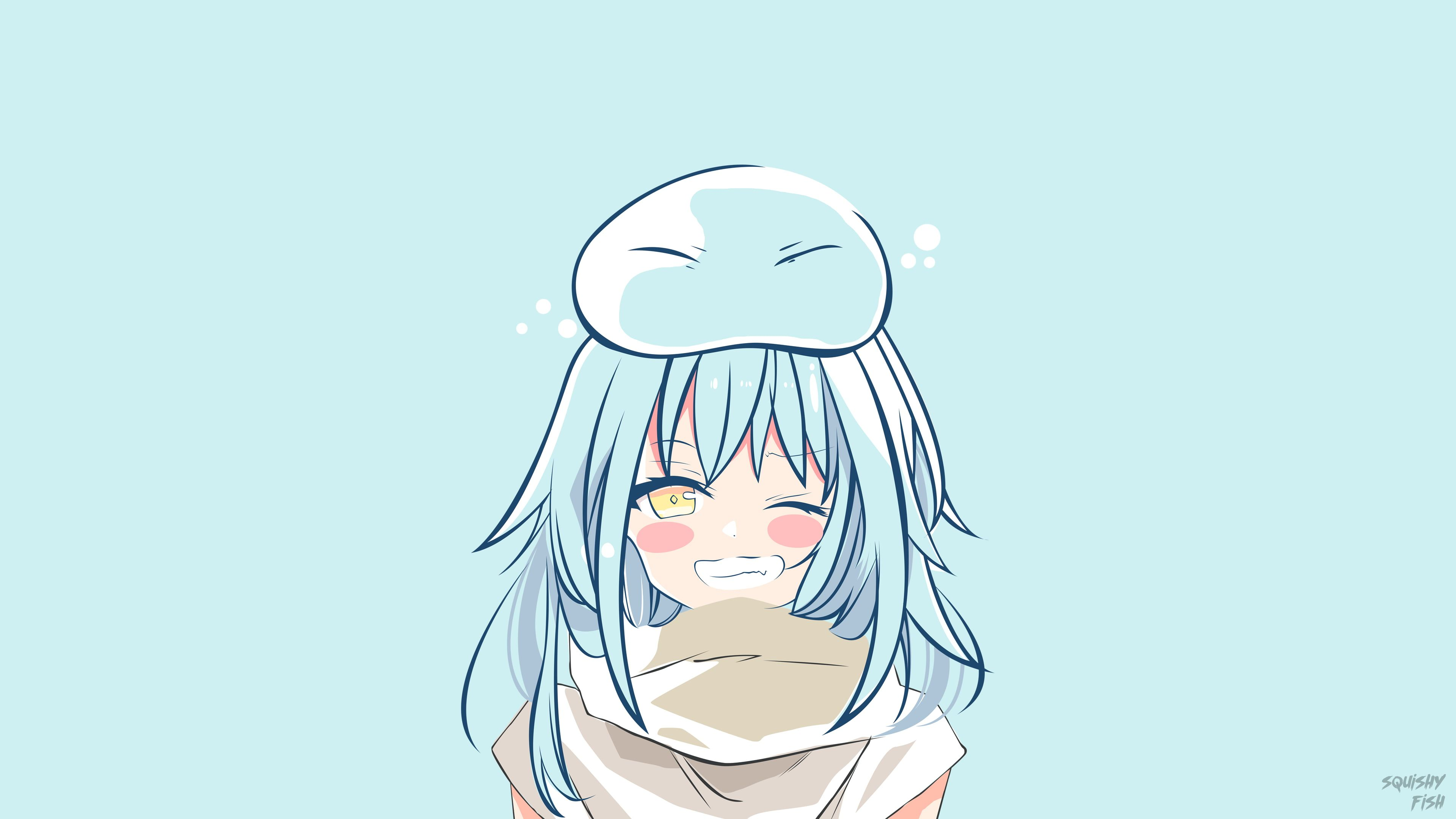 2048x1724 rimuru tempest, shizue izawa wallpaper. Anime Anime Boys Tensei Shitara Slime Datta Ken Rimuru 4k Wallpaper Hdwallpaper Desktop Anime Anime Boy Slime Wallpaper