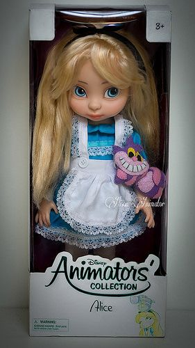 aae402e66ab Alice disney Animator ooak repaint customisation custo poupee ...