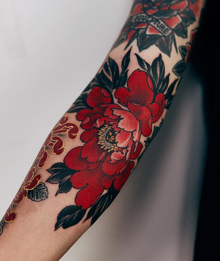 Photo of 117 Of The Very Best Flower Tattoos – Tattoo Insider