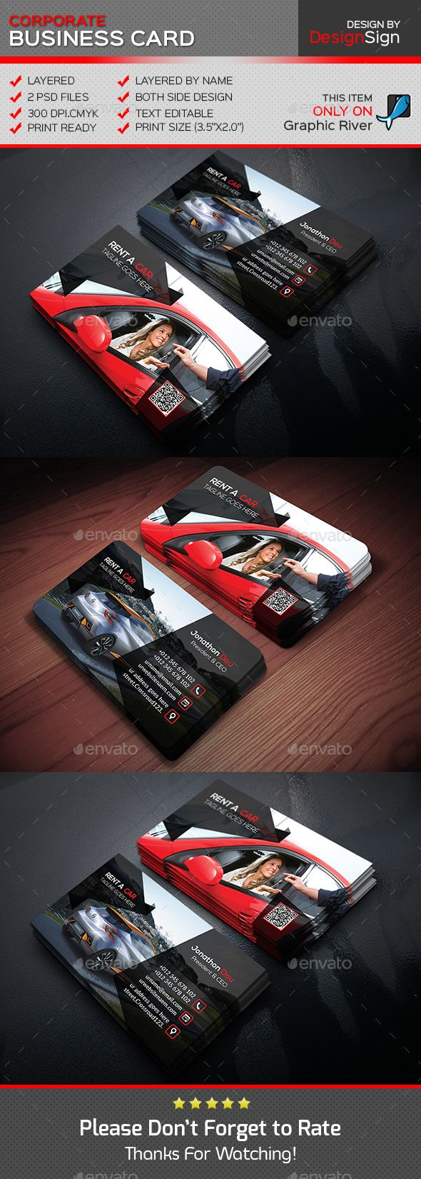 Rent a car business card pinterest business cards card rent a car business card template psd design download httpgraphicriveritemrent a car business card13576212refksioks reheart Gallery