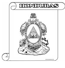 Resultado De Imagen Para Dibujos Del Escudo Nacional De Honduras Cards Honduras Ana