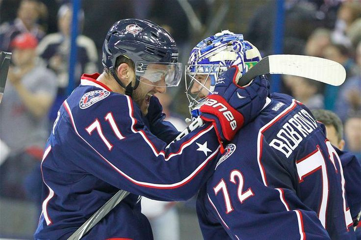 Bobrovsky and Foligno