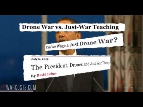 Religious Leaders Call on President Obama to Reconsider His Position on Drone Strikes