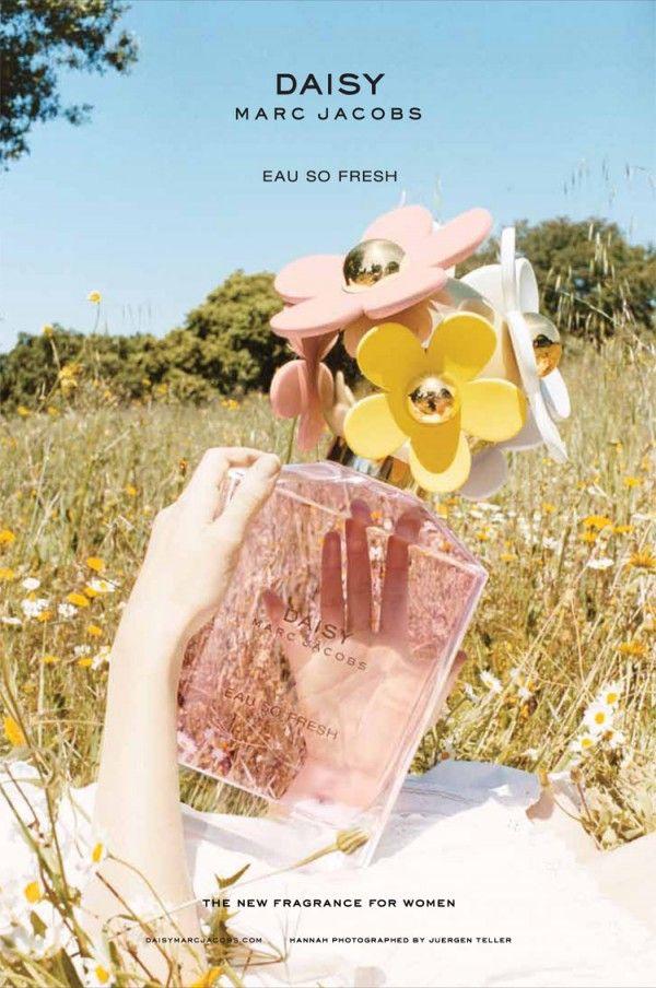 Marc Jacobs: Daisy Eau Fragrance [Sponsored] | Daisy eau so fresh ...