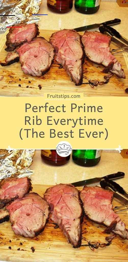 how to cook prime rib roast without bone