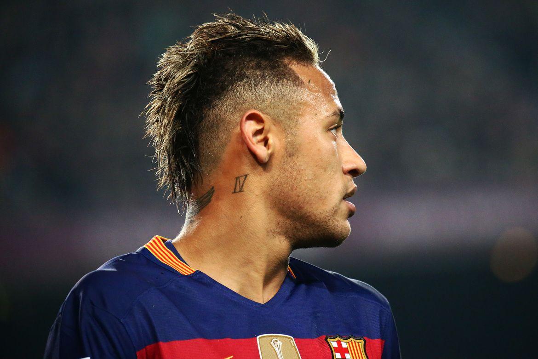 Fanzentrale Neymar Copa Del Rey Barcelona 3 1 Athletic Bilbao
