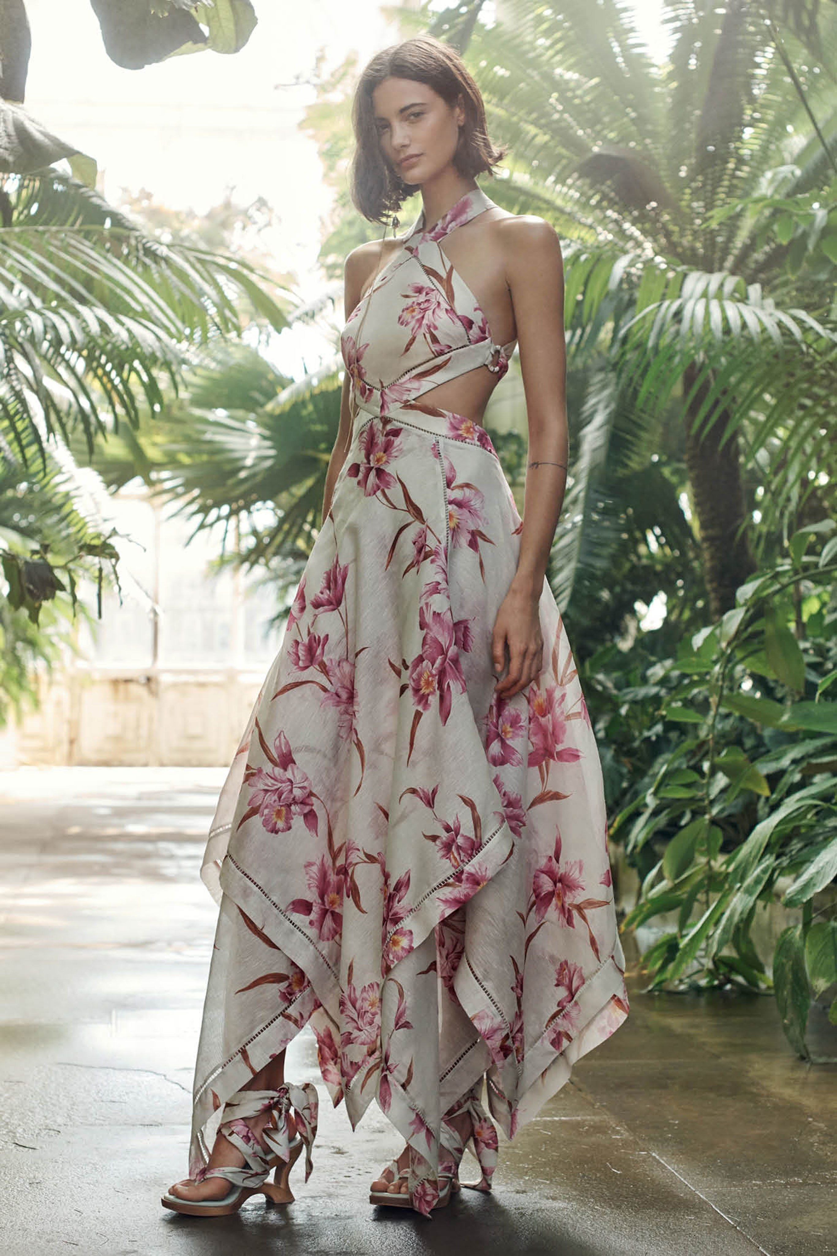 Zimmermann resort fashion show dresses pinterest resorts