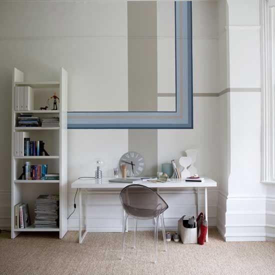 Mobilier de bureau à domicile - 100 idées créatives Mobilier de