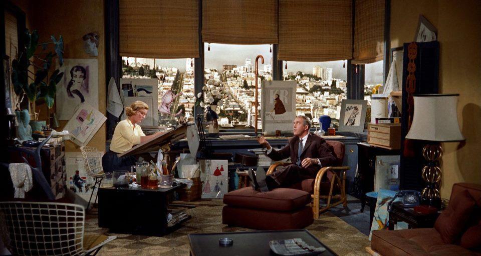 La donna che visse due volte (Vertigo) è un film del 1958 diretto da Alfred Hitchcock.