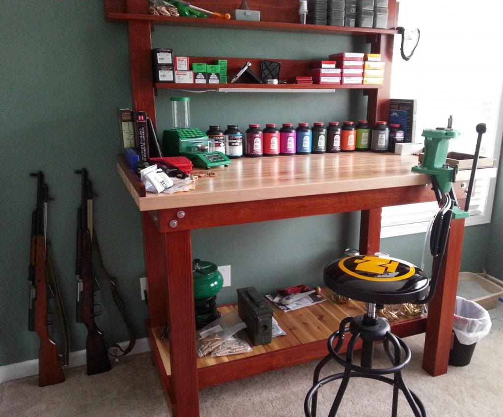 Prime Official Reloading Bench Picture Thread Now With 100 More Beatyapartments Chair Design Images Beatyapartmentscom