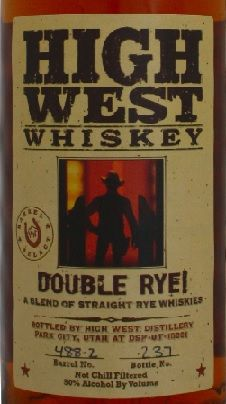 High West - Double Rye Whisky (750ml) (750ml)