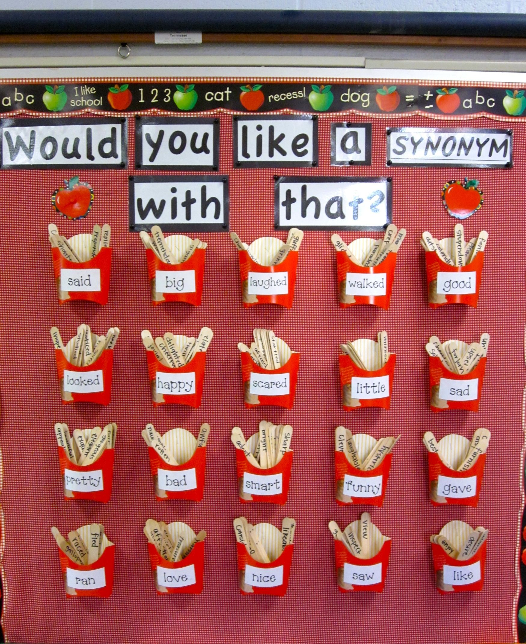 Classroom Displays Ks1 Childrens Work