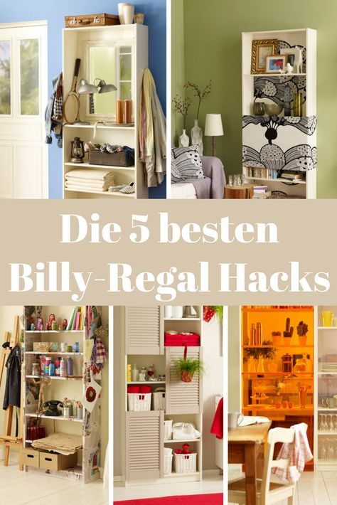 Möbel Billi Küchen Billy-regal Aufpeppen | Basteln | Billy Regal Pimpen