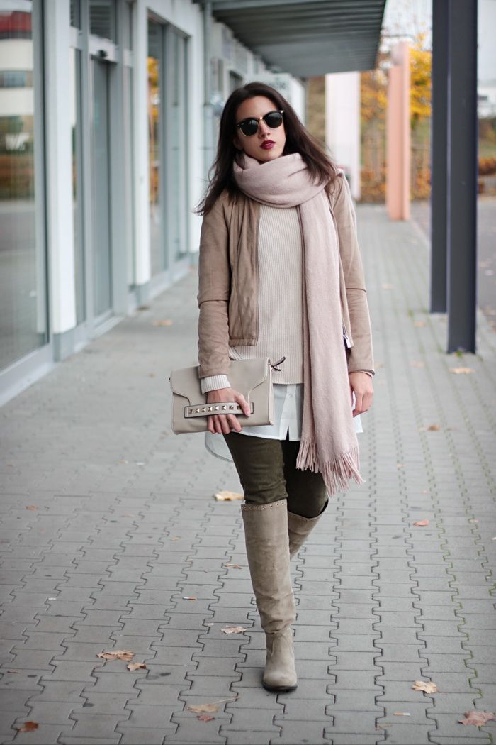 Outfit Herbst Fashionblogger