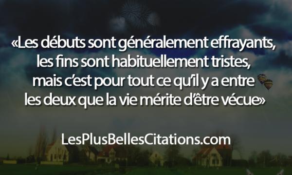 Citation Le Mystère De La Vie Les Plus Belles Citations