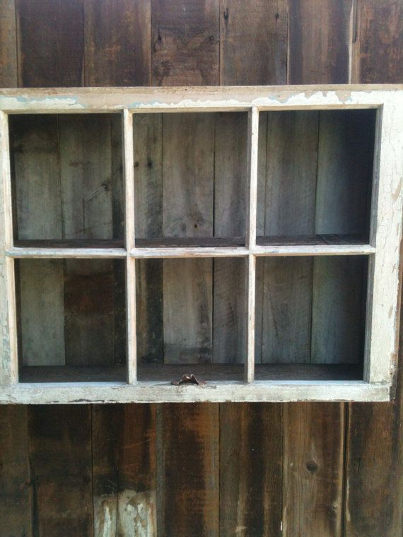 I Really Like This Concept Repurpose A Window Into A