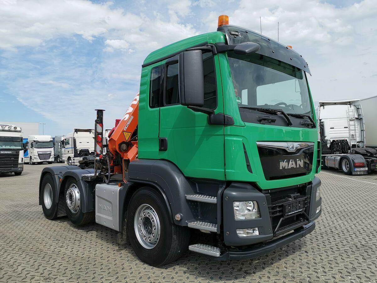 99 950 EUR, 2015, 224 028 km, Euro 6, diesel, automatic gearbox #truck1 #trucks #mantrucks #manpower #mantgs