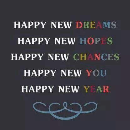 Happy new...