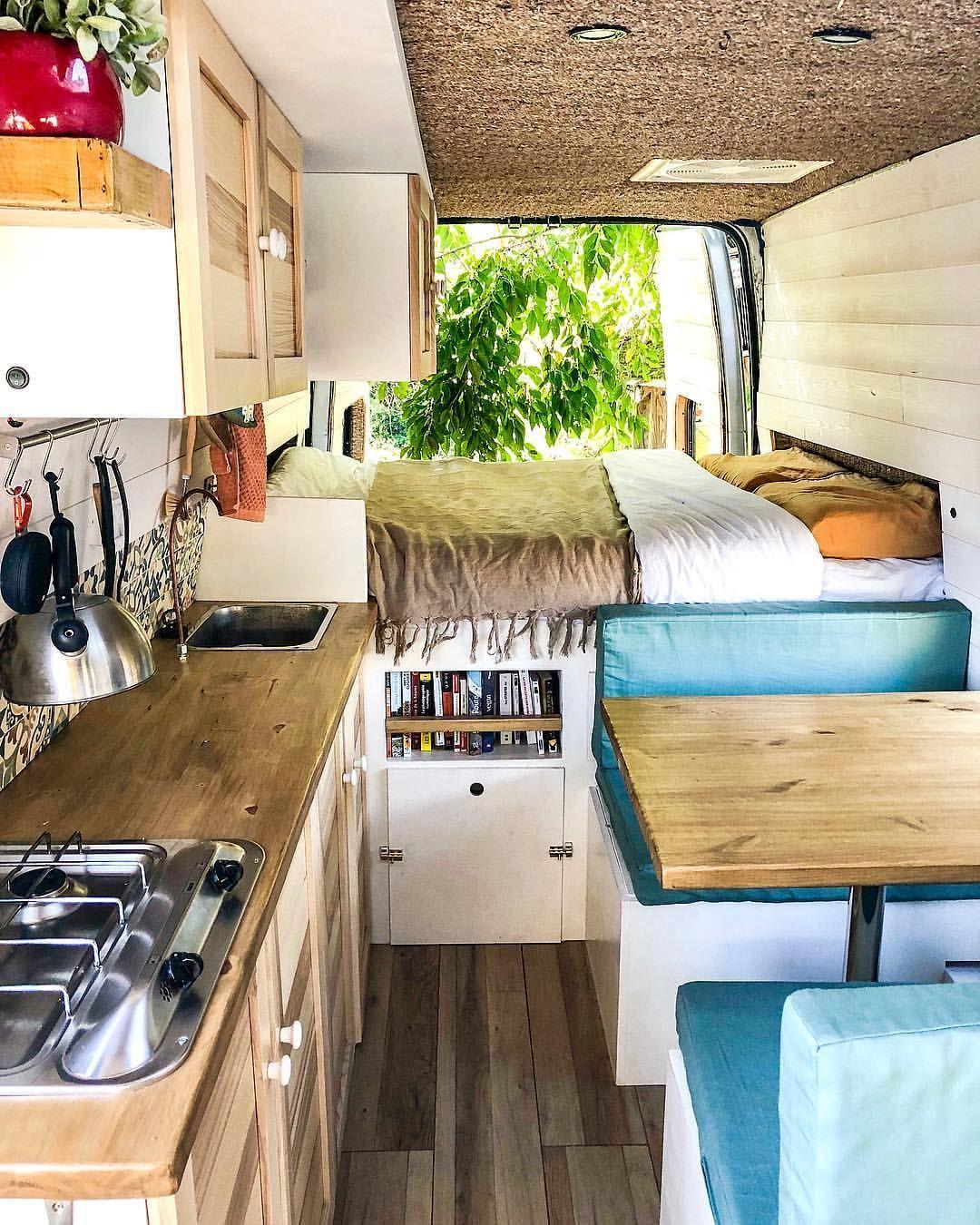 Transit Camper, Sprinter Camper, Campervan Interior
