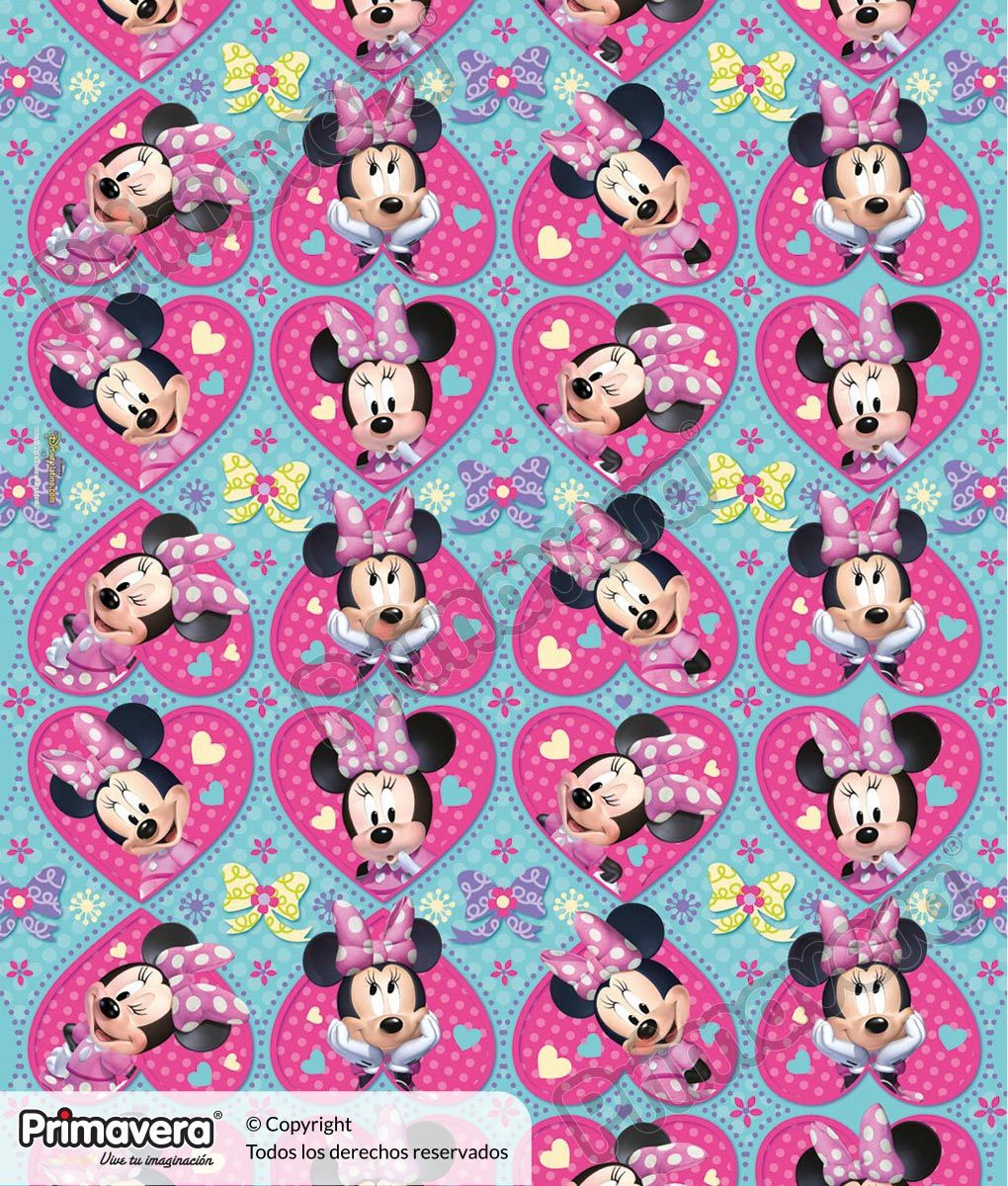 Papel regalo de minnie mouse 003036 005 http envoltura for Fotos de papel decorativo