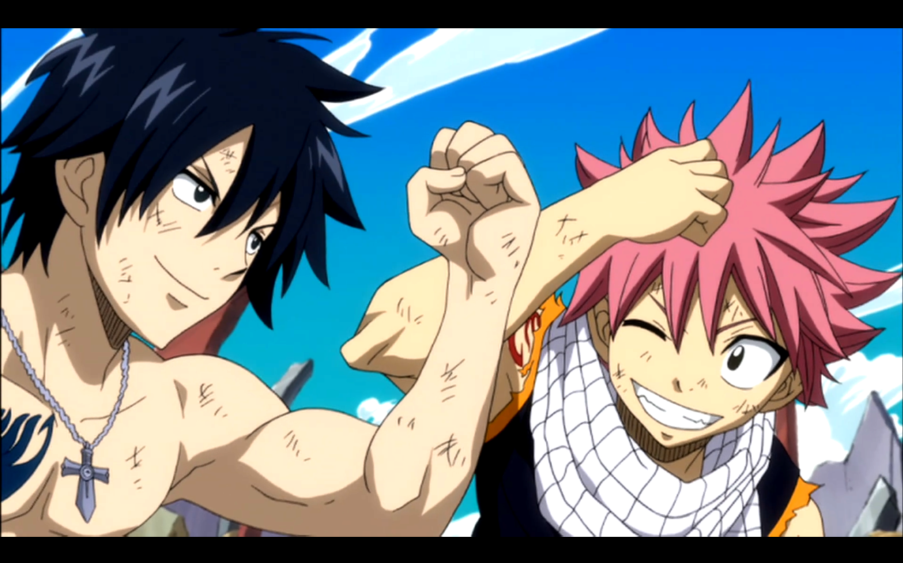 Fairy Tail Photo Gray Natsu Fairy Tail Anime Fairy Tail Images Fairy Tail Photos