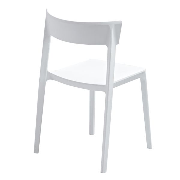 American Atelier Living Austin White Chair   Overstock™ Shopping   Great  Deals On American Atelier