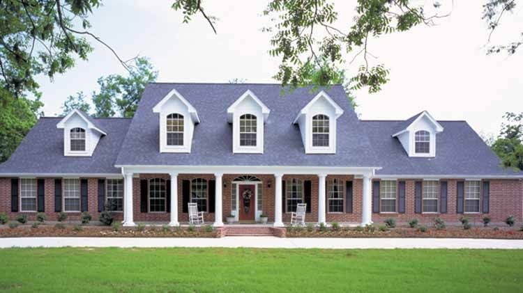 Eplans Country House Plan Seven Bedroom Country 4452 Square Feet And 7 Bedrooms S From Eplans Southern House Plans Country Style House Plans House Plans