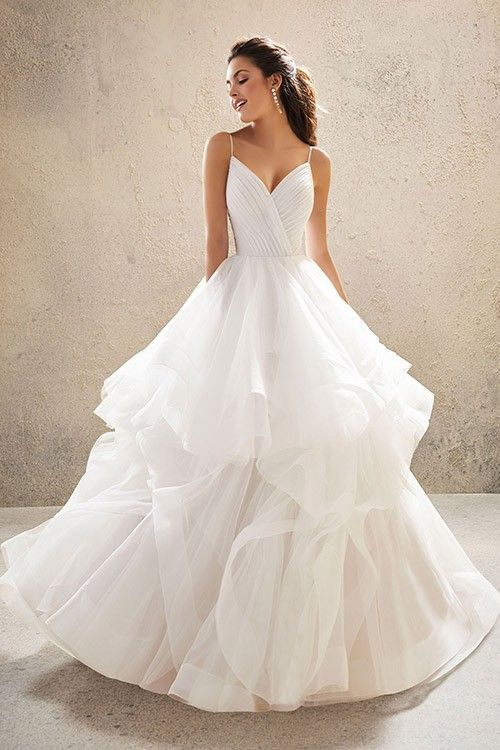 Wedding Dress out of Morilee by Madeline Gardner  - Ravenna 5776