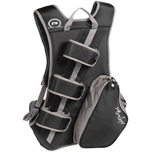Orion Archer Ski Pack Men/'s Black//Grey Medium//Large