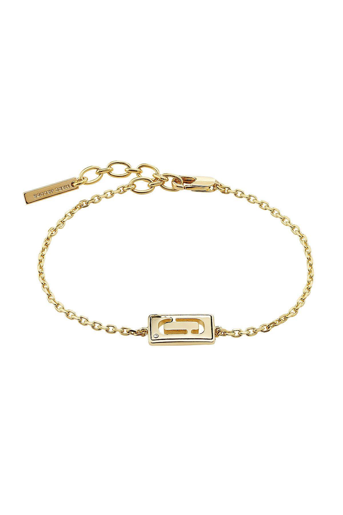 Marc jacobs logo bracelet accessories pinterest logos