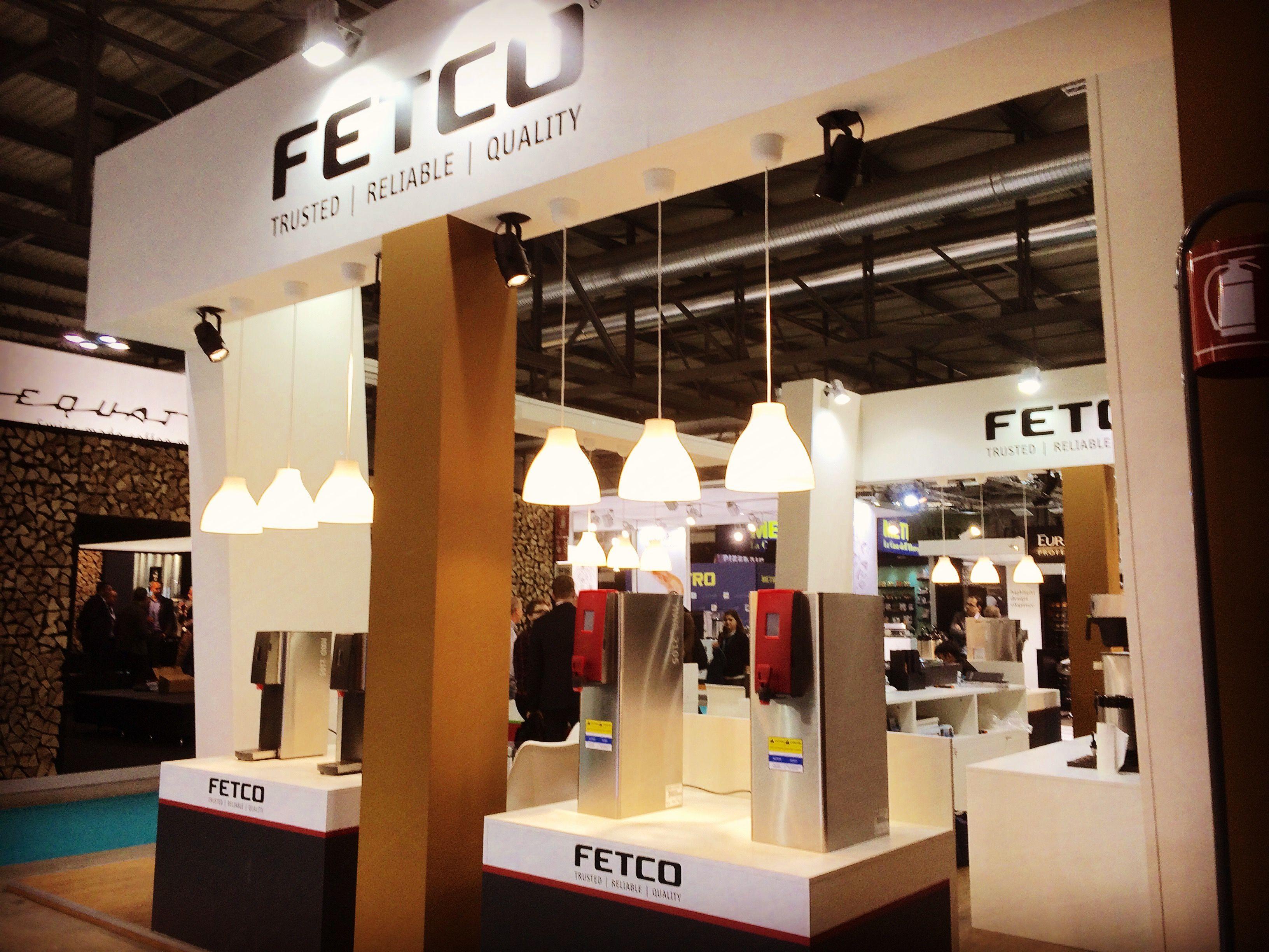 Fetco #fetco #usa #hostmilano2015 #hostmilano #standdesign #design #tradefair #exhibition #milano #exhibitionstanddesign #2015