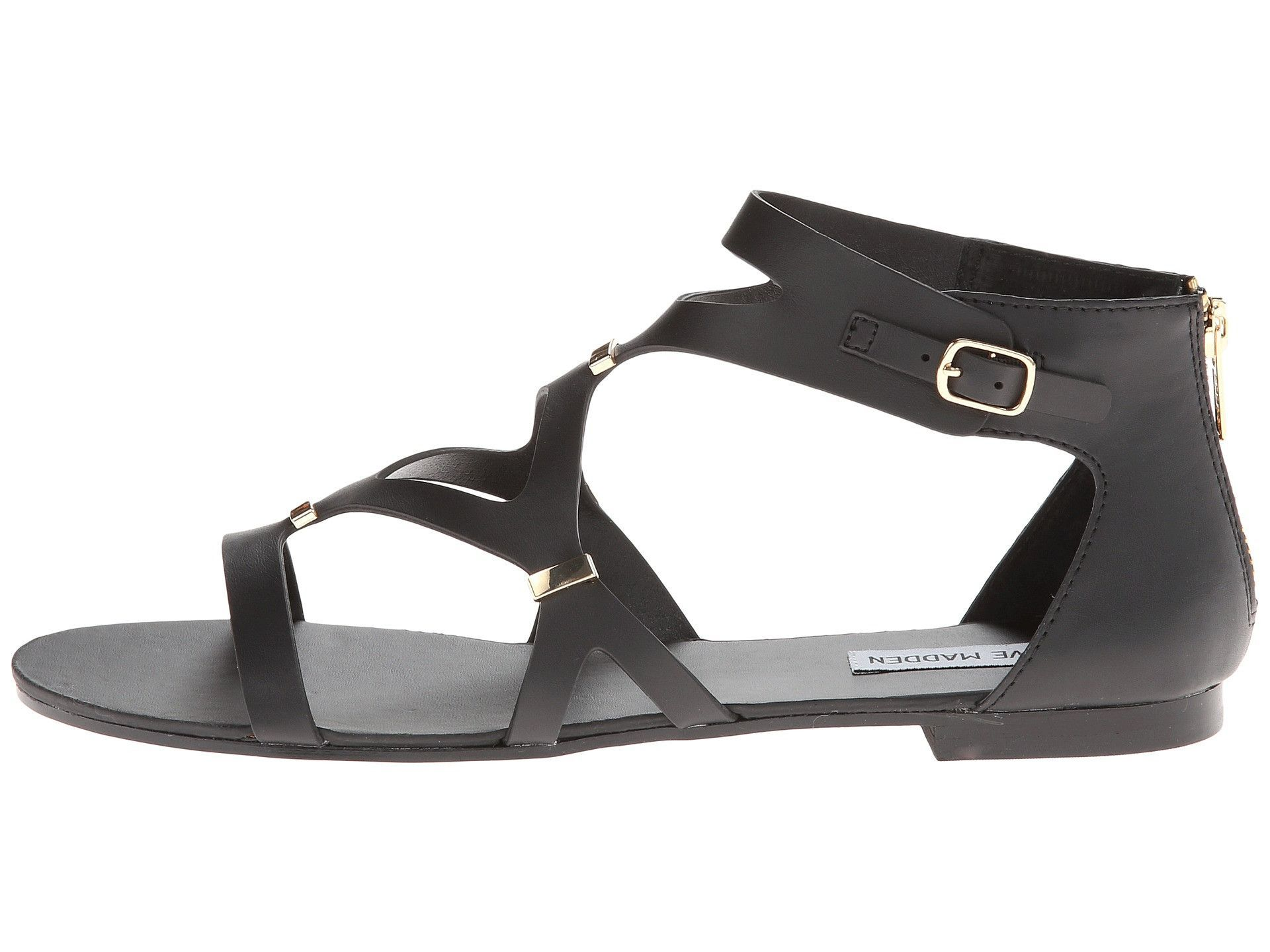 Steve Madden Women's Comma Gladiator Sandal. Comfortable ShoesSteve ...