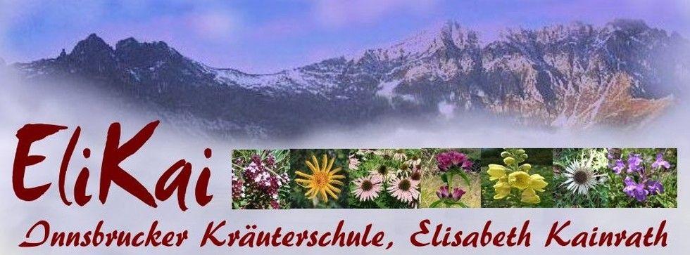 Kräuterkurse - EliKai, Innsbrucker Kräuterschule, Elisabeth Kainrath,