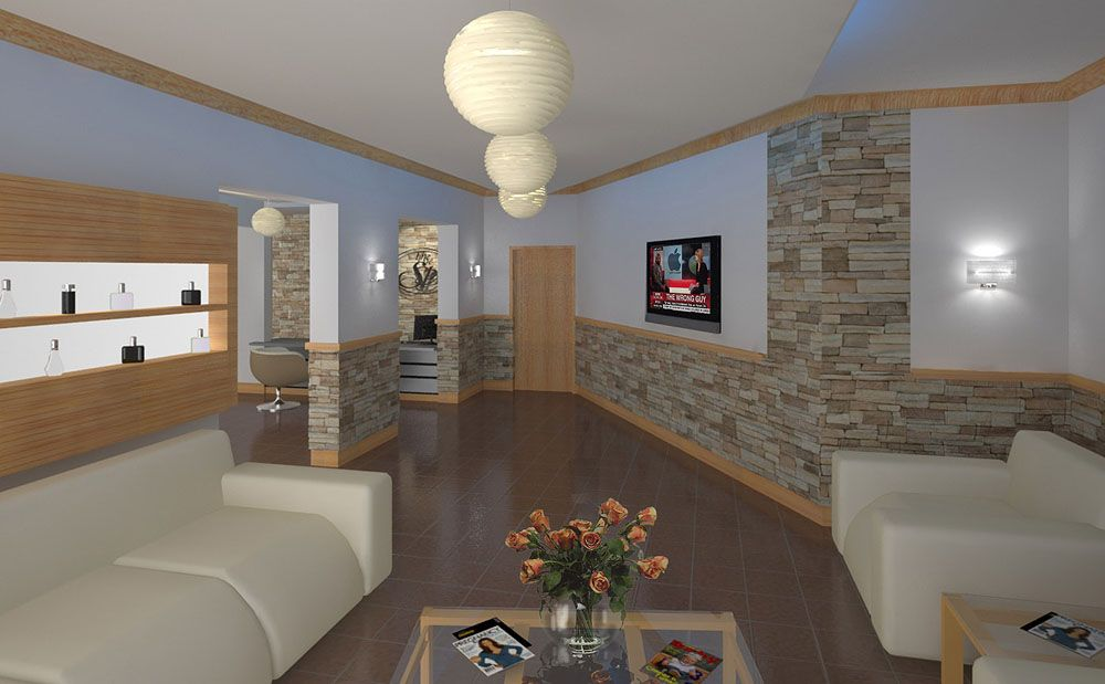 Spa waiting room medical spa waiting room design spa pinterest waiting rooms spa for Look 4 design salon