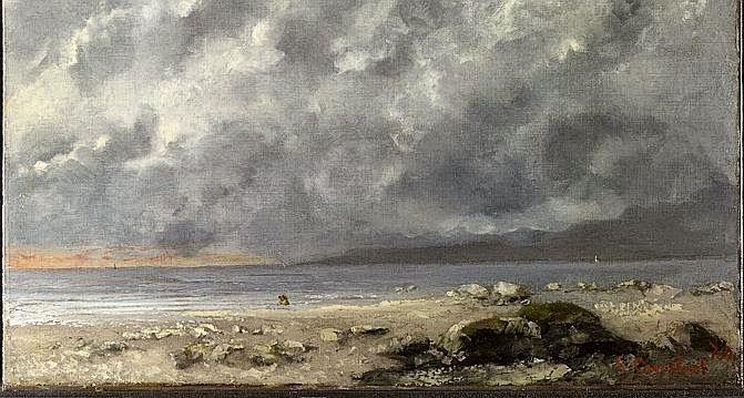Gustave Courbet Recherche Google Französische Malerei