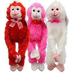 Valentine S Day Gifts Decorations Hanging Monkeys Valentine S