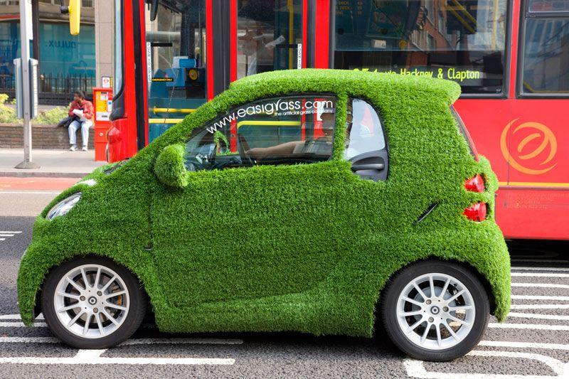 Eco Friendly Smart Car