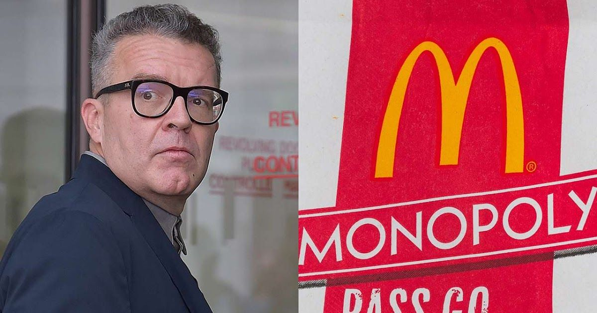 Politician asks McDonald's UK to end Monopoly promotion