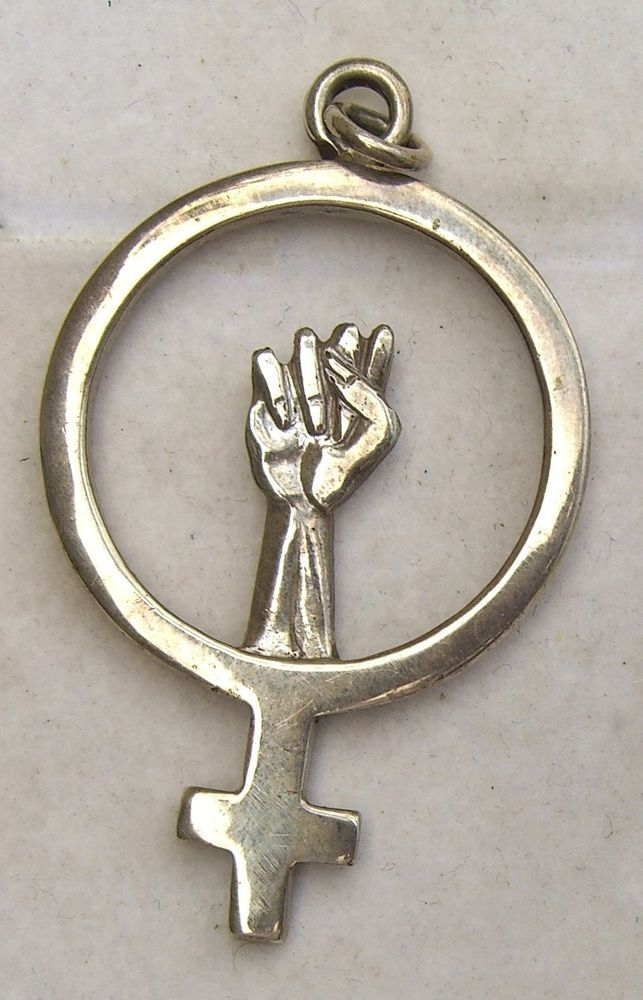 fist jewelry symbol clenched Woman