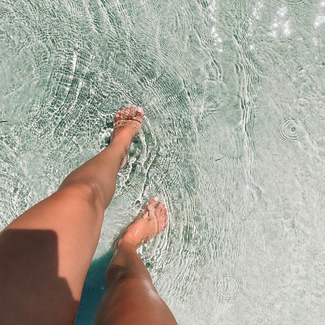Rosanna Arkle On Instagram Ocean Water So Clear It