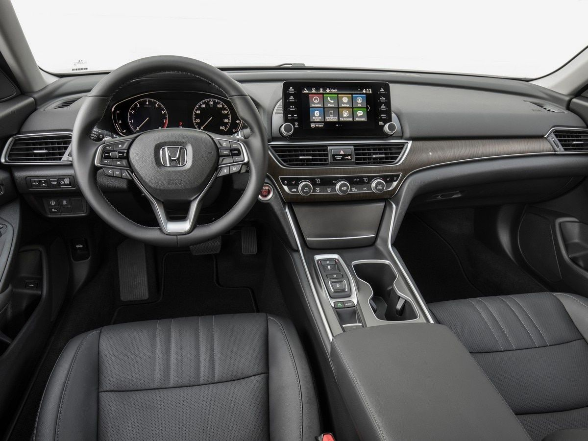 2020 Honda Accord First Review Honda accord touring