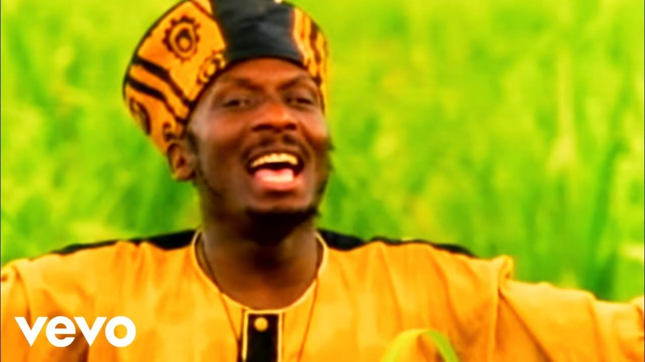 Jimmy Cliff I Can See Clearly Now Official Video Youtube