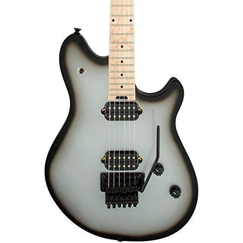 Evh Wolfgang Standard Silverburst Evh Https Www Dp B01bcucd9w Ref Cm Sw R Pi Dp X Klpkybj9n4x5z Electric Guitar Guitar Floyd Rose