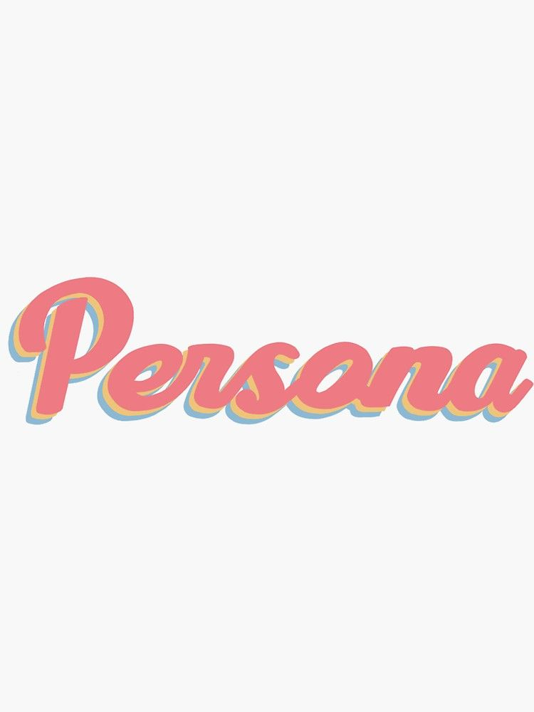 Bts - Persona Sticker by aqdang