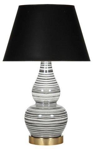 Eureka Table Lamp Black White Table Lamp Lamp Black And White
