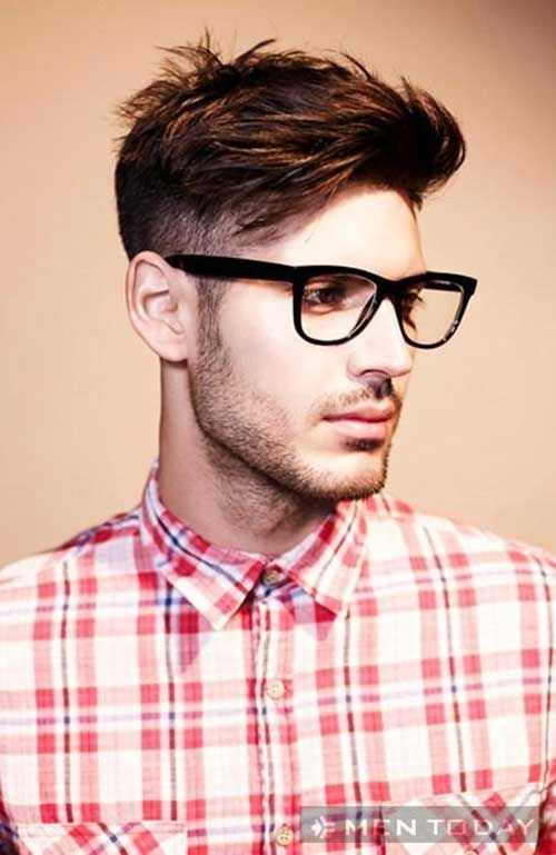 Hipster Hairstyle Men | being butch | Pinterest | Hipster hairstyles ...