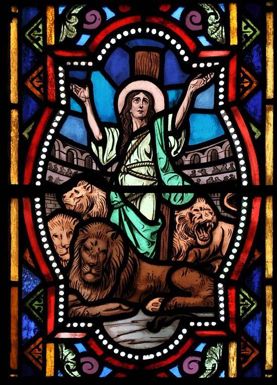 Les martyrs de l'Eglise primitive -  À lire ! Merci mon Dieu de pouvoir encore professer notre foi ♥ 8a5d6225d520d26437d7ba60a2e00b21