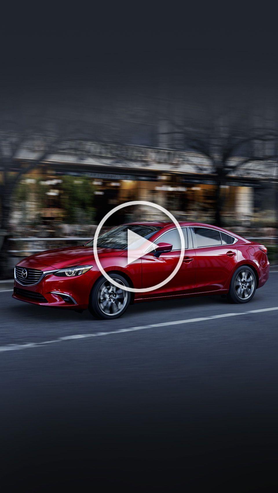 2017 Mazda 6 Sports Sedan Mid Size Cars Mazda USA in