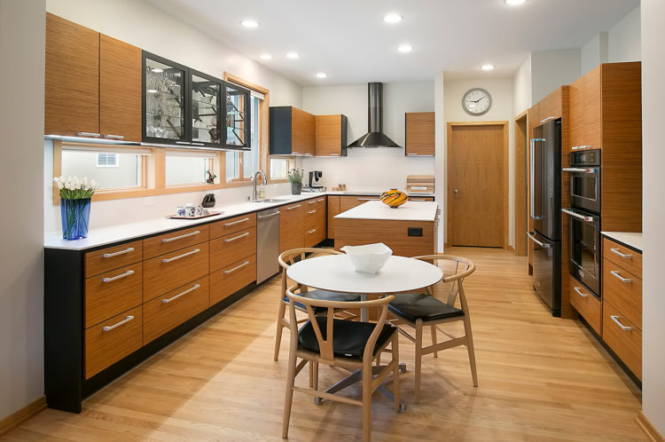 Best 20 Beautiful Examples Of A Mid Century Modern Kitchen 400 x 300